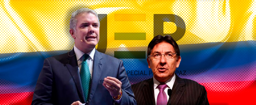 Colombia and its 'institutional crisis'