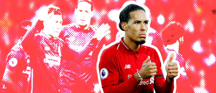 Virgil Van Dijk imposes respect among the players of the world