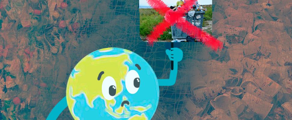 El mundo pide a gritos la extinción del plástico