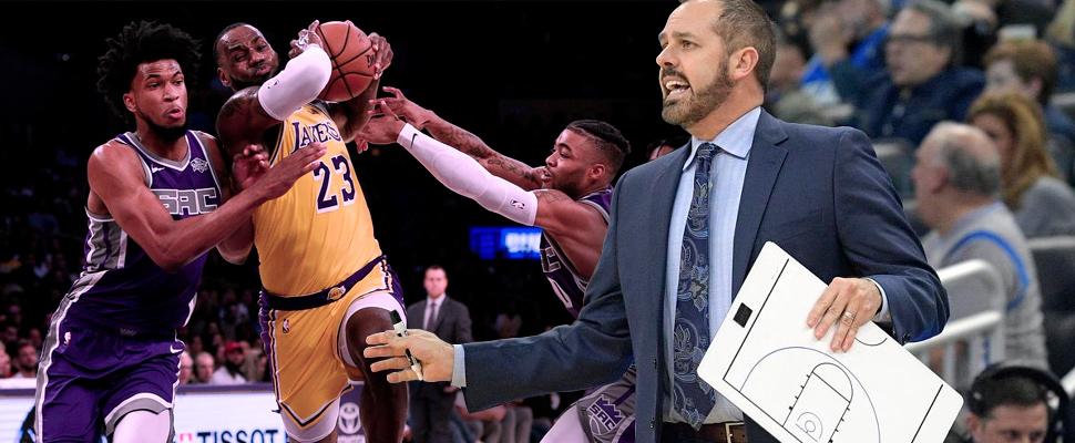 La reinvención como única alternativa para Los Ángeles Lakers de la 19-20