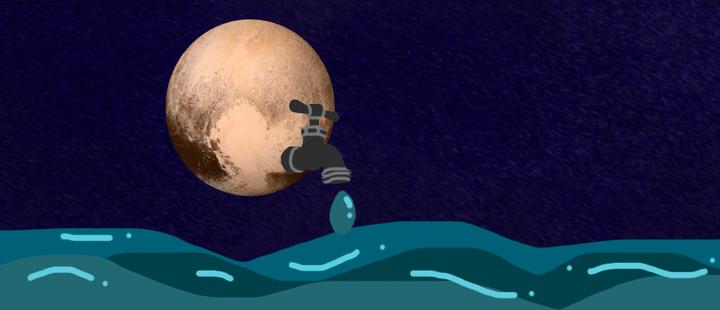 ¿Sabías que podría haber agua en Plutón?