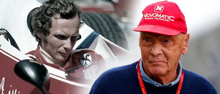 Niki Lauda: goodbye of a great motor racing