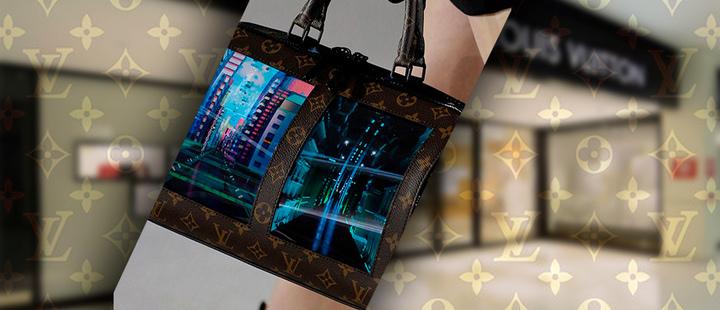 Moda y tecnología: así es el nuevo accesorio de Louis Vuitton