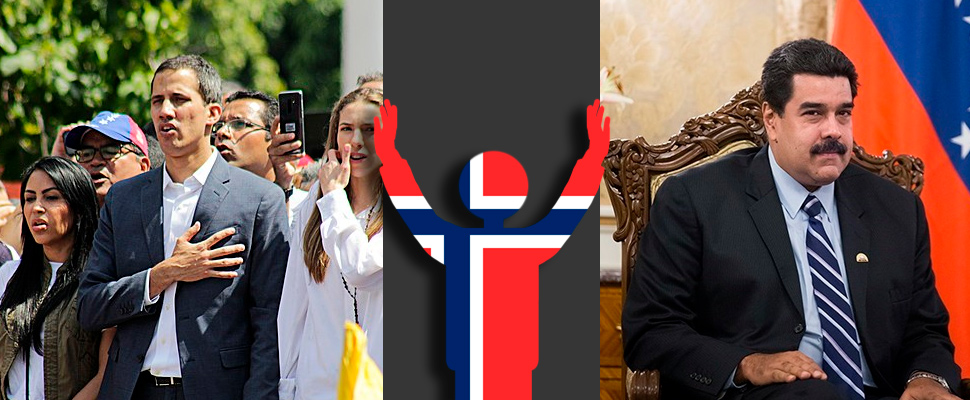 Noruega y su papel de mediador en la crisis venezolana