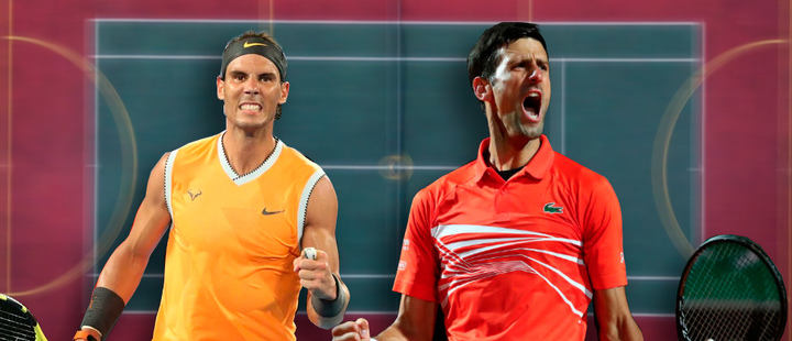 An expected Roland Garros: Nadal vs Djokovic