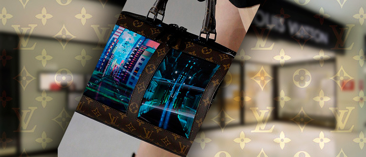 Fashion and technology: this is the new Louis Vuitton accessory