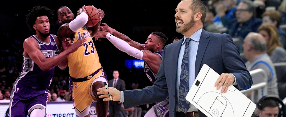 Reinvention as the only alternative for the Los Angeles Lakers of 19-20