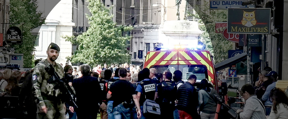 Attack in Lyon leaves 13 injured