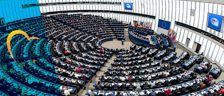 Así quedó conformado el Parlamento europeo