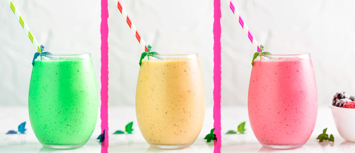 3 recetas de smoothies que debes probar