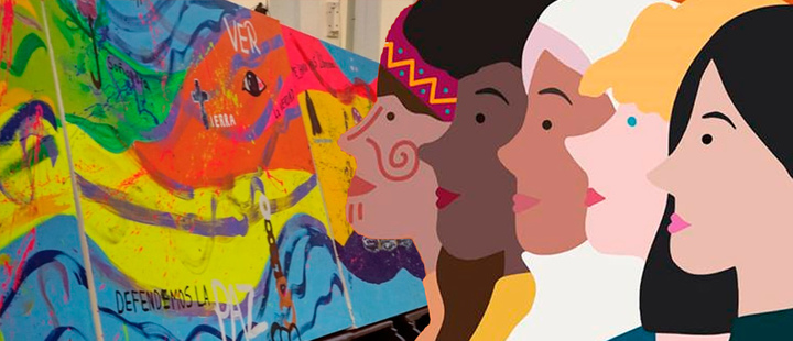Colombia: sexual violence and forgiveness through art