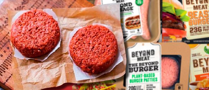 Beyond Meat: lo que debes saber de la carne vegana