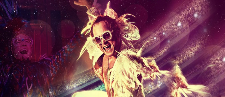 Rocketman and the rise of biopics