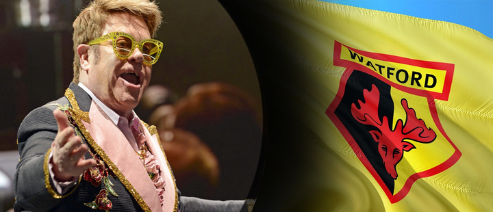 Elton John's soccer-fan side that Rocketman forgot
