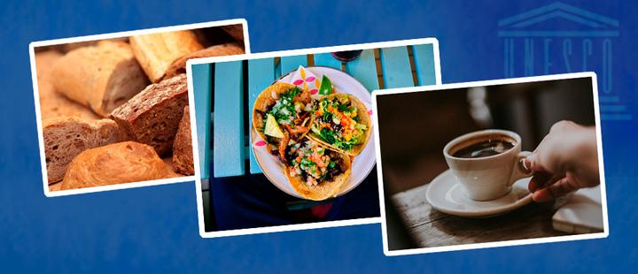 3 de los platos considerados patrimonio cultural inmaterial de la humanidad