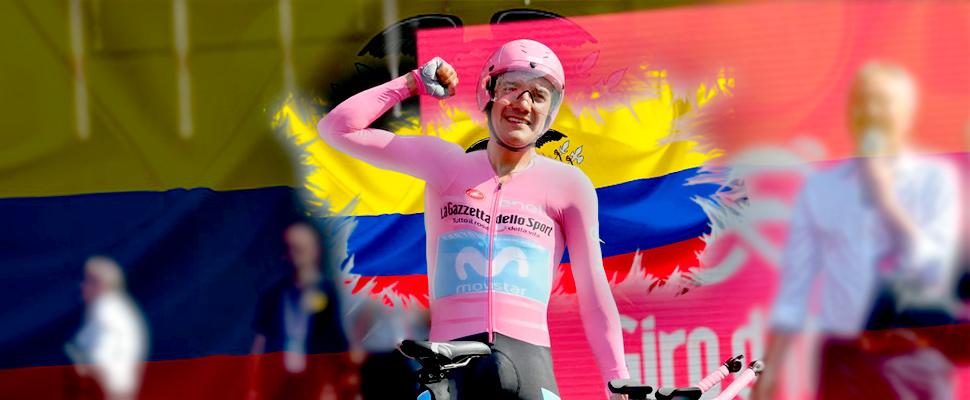 ¡Richard Carapaz! un hito más del deporte ecuatoriano
