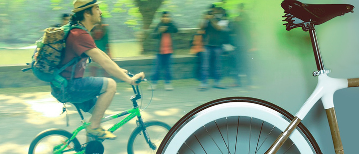 Latin America pedals for clean air