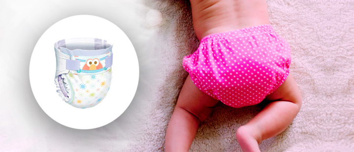 3 tips to teach your baby to leave the diaper