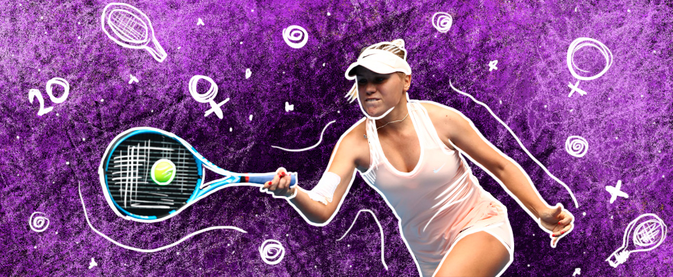 Sofia Kenin, the 20-year-old who eliminated Serena Williams