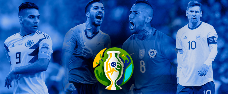 Everything you need to know about the favorites of the Copa América Brasil 2019