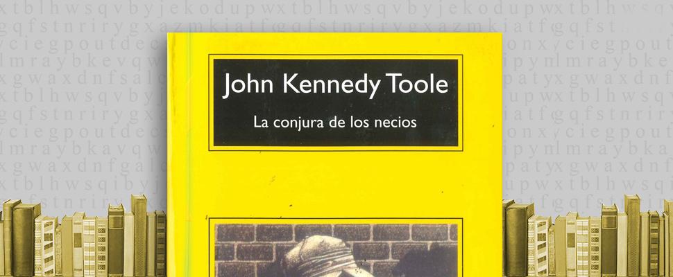 Latam Booklook: 'La conjura de los necios' de John Kenedy Toole