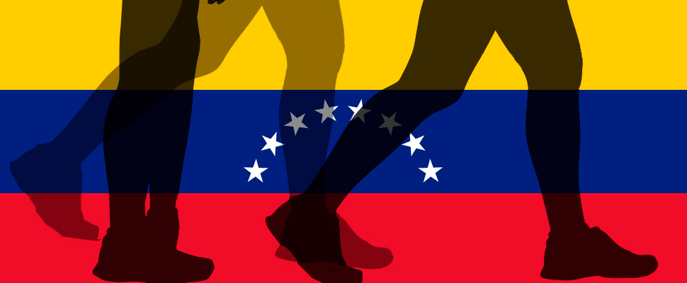 What has happened with the Venezuelan exodus?