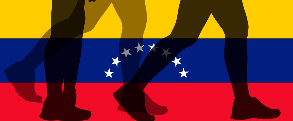 What has happened with the Venezuelan exodus?
