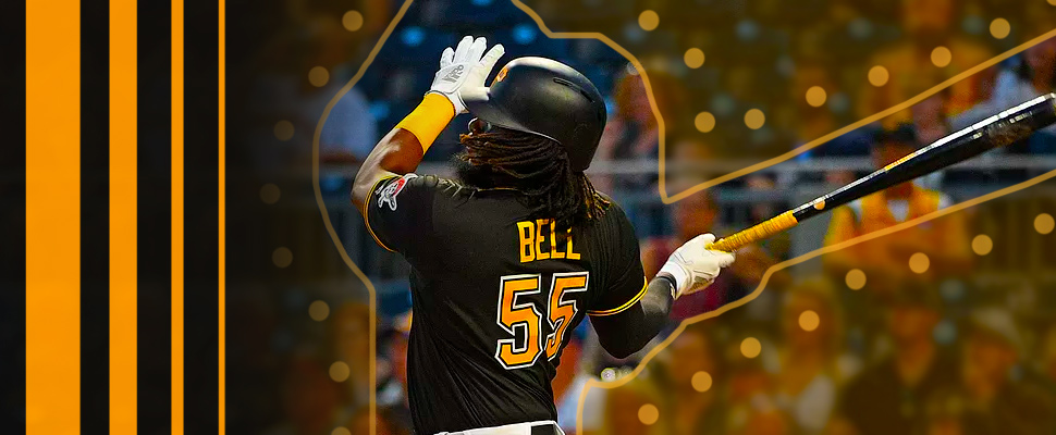 Josh Bell: the man of the moment in Major League Baseball