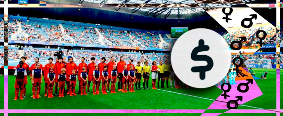 Premios del Mundial de Fútbol Femenino: esta es la enorme brecha salarial en el fútbol
