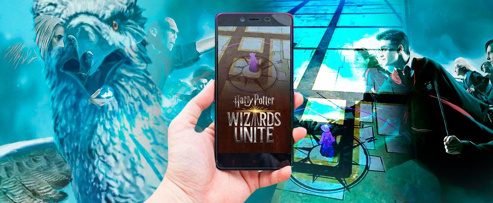 Harry Potter Wizards Unite te lleva al mundo mágico