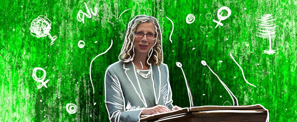 ¿Quién es la nueva directora ejecutiva de ONU Medio Ambiente?