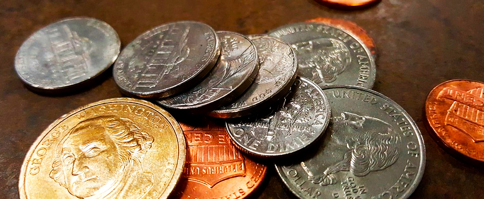 Nickel coins of United States /