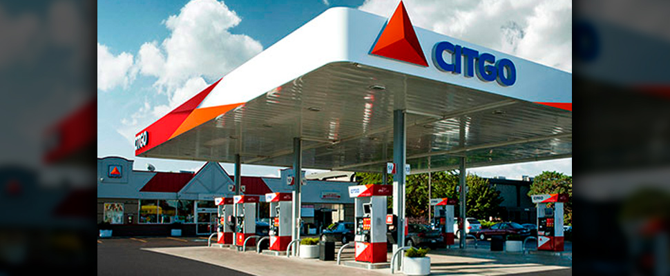 Estación de gasolina de la empresa Citgo