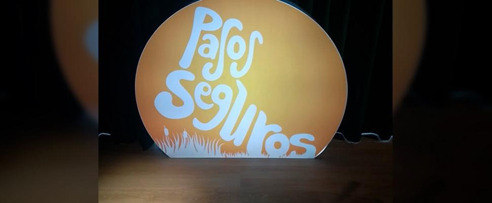 Logotipo de la alianza 'Pasos Seguros'