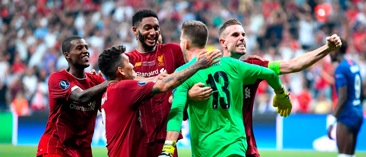 Adrian Elated After Controversial Liverpool Match-Winning Penalty Save