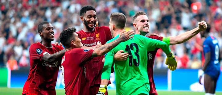 Supercopa de Europa: Adrián le da el triunfo al Liverpool tras reñida tanda de penales