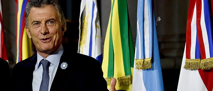 Mauricio Macri deja de lado los impuestos mientras busca reducir la ventaja de la izquierda