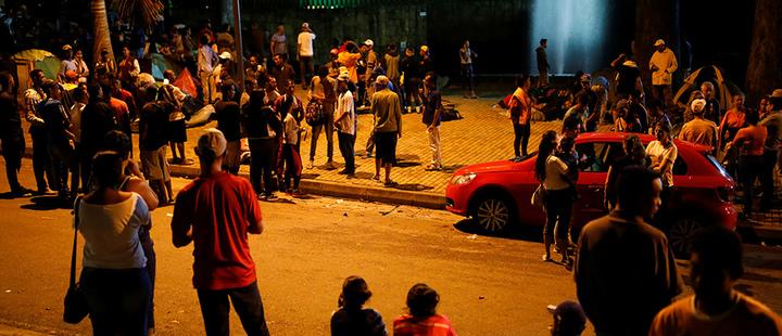 Colombia lamenta escasa ayuda internacional para migrantes venezolanos