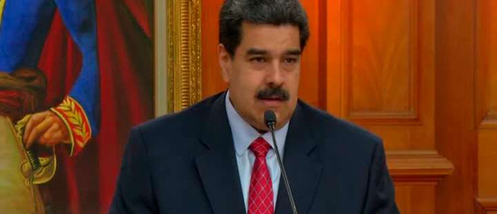 Venezuela's Maduro says there has been contact with U.S. officials 'for months'