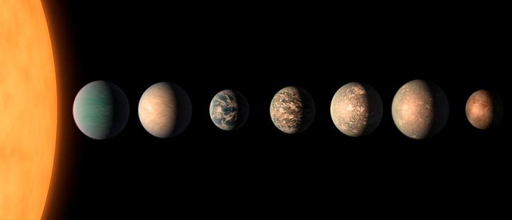Algunos exoplanetas tendrían mayor variedad de vida que la Tierra