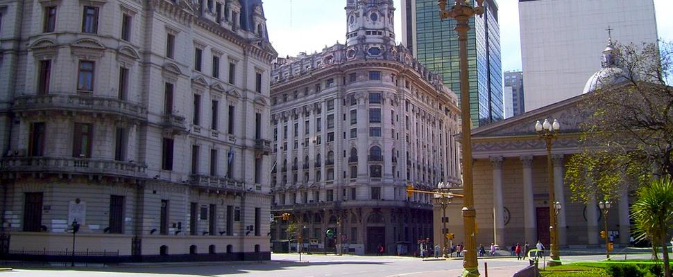 Arquitectura de Buenos Aires, Argentina.