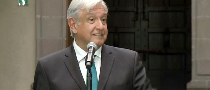 Mexico's president, Andres Manuel Lopez Obrador