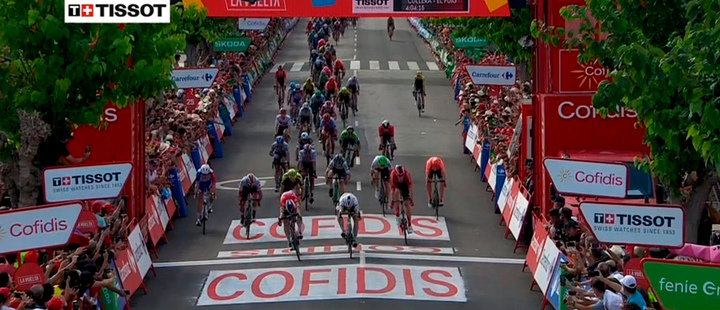Latin America close to making history in the Tour of Spain