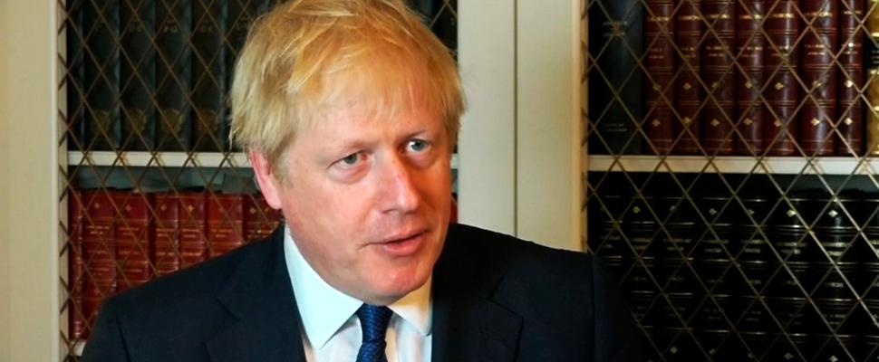 Boris Johnson, Prime Minister of the United Kingdom