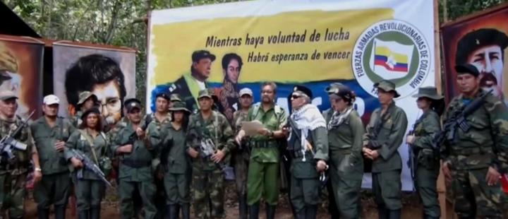 Colombia: desertores de las FARC vuelven a la lucha armada
