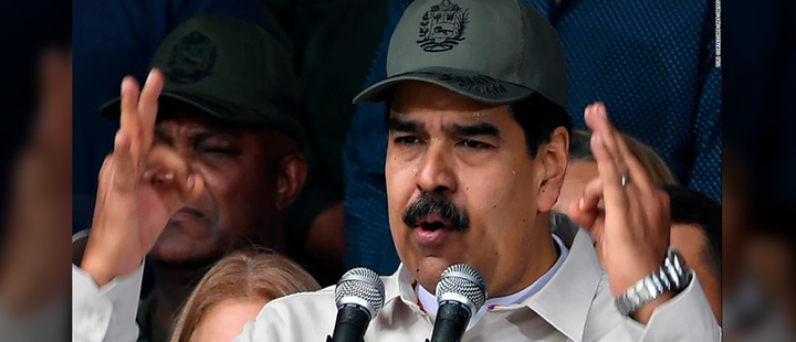 Venezuela announces military exercises on Colombian border