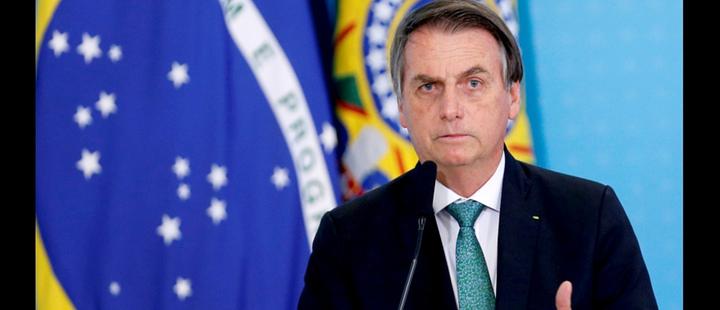Bolsonaro acusa a Michelle Bachelet de entrometerse en la soberanía de Brasil