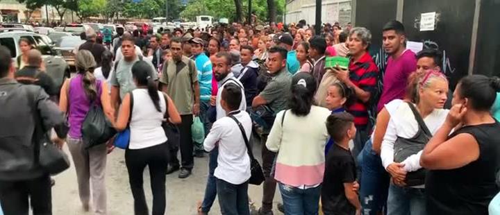 EEUU aumenta presupuesto de ayuda para migración venezolana