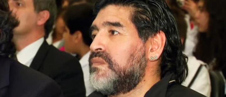 Todo lo que debes saber del nuevo trabajo de Maradona
