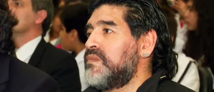 Everything you need to know about Maradona's new job